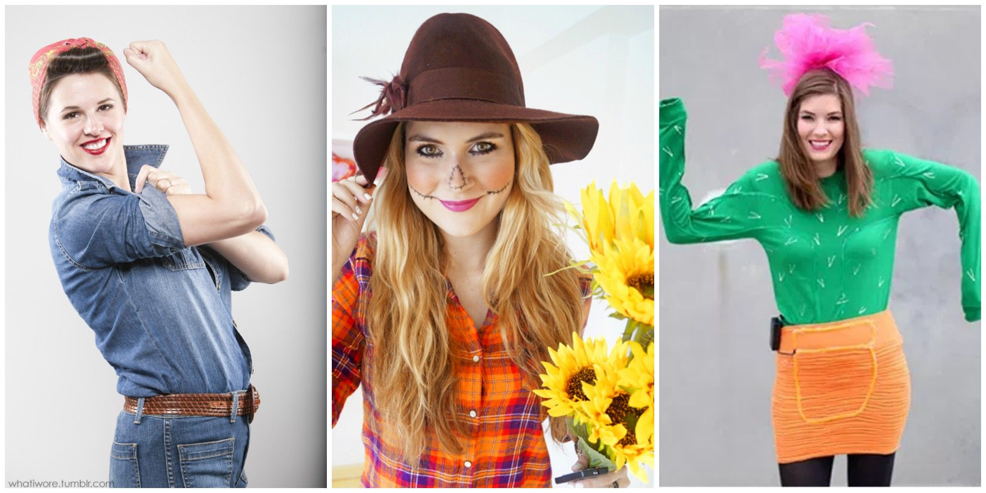 21 DIY Halloween Costumes for Women - Easy Last Minute Homemade ...