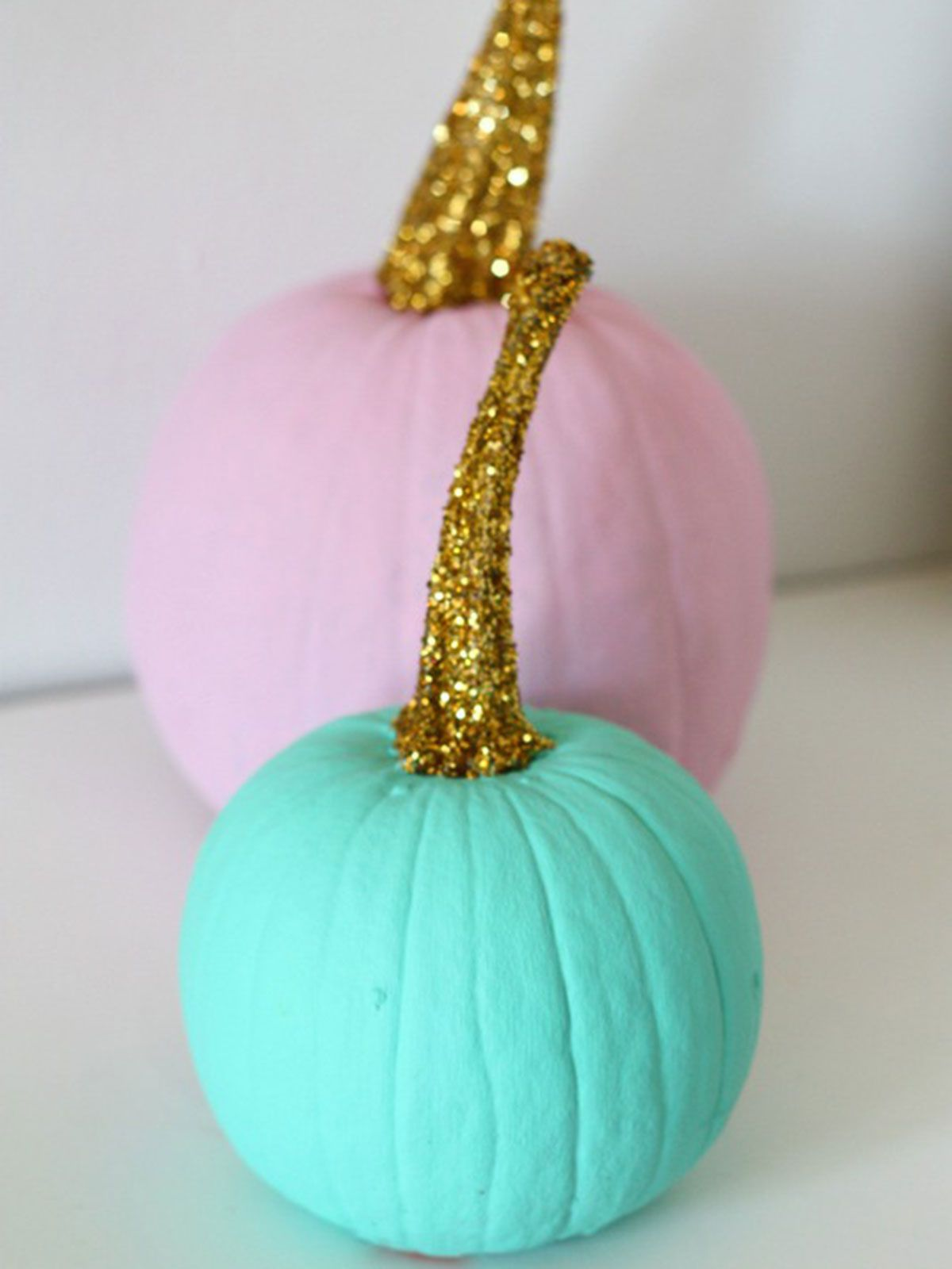 14 Best Glitter Pumpkins Fun Diy Ideas For Decorating With