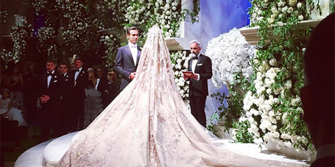 This Oligarch Daughter's $10 Million L.A. Wedding Featured Lady Gaga - Expensive Weddings
