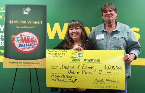 new jersey couple wins lottery