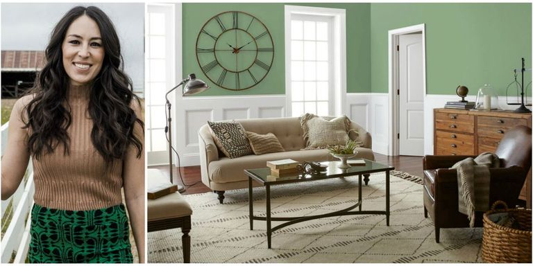 Joanna Gaines\' Favorite Paint Colors - HGTV Fixer Upper Paint Colors