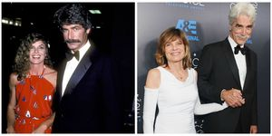 Sam Elliott and Katharine Ross love story