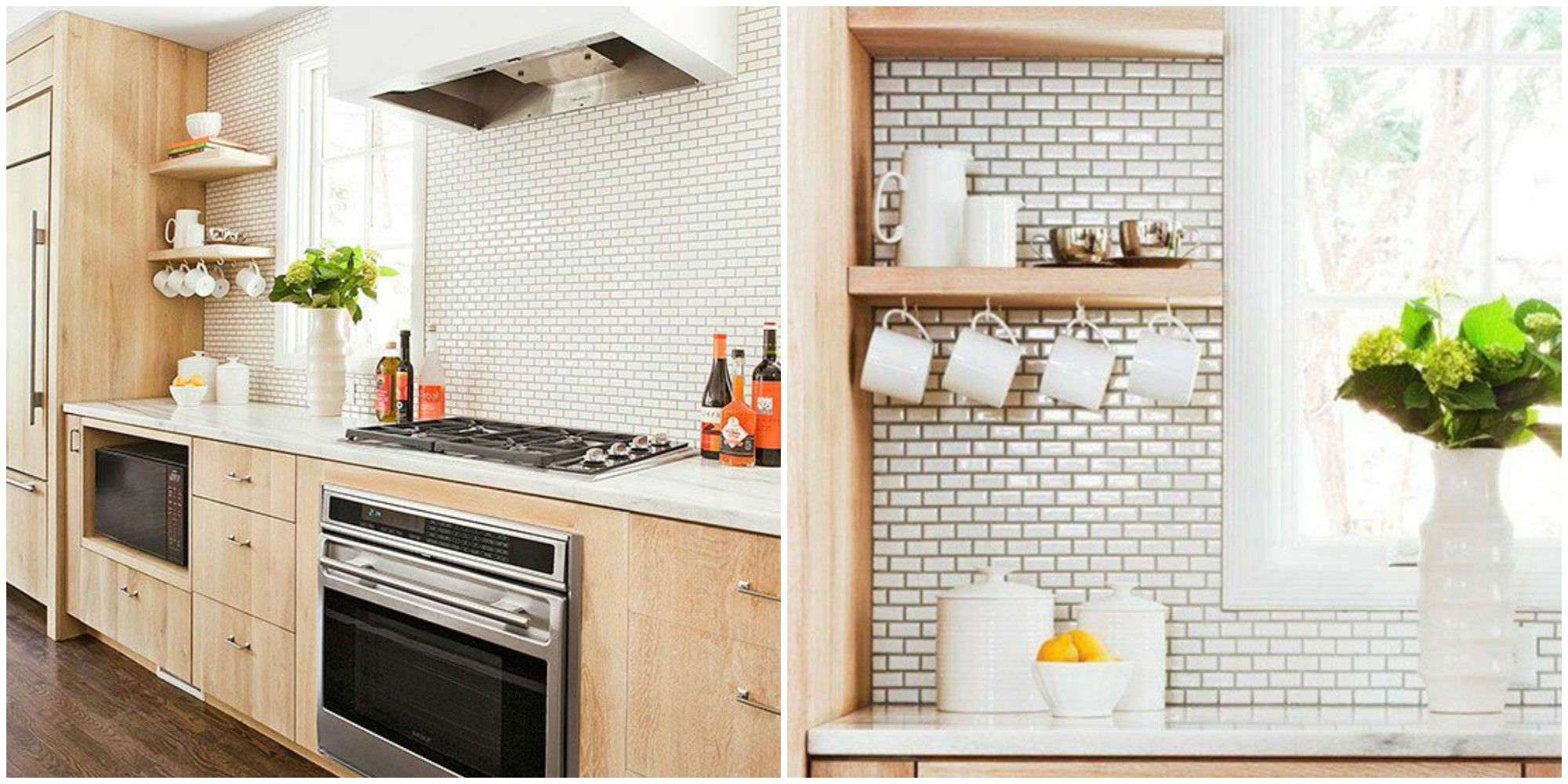 Mini Subway Tiles Are The Cutest Home Trend Youll See This Year - Best place to buy subway tile