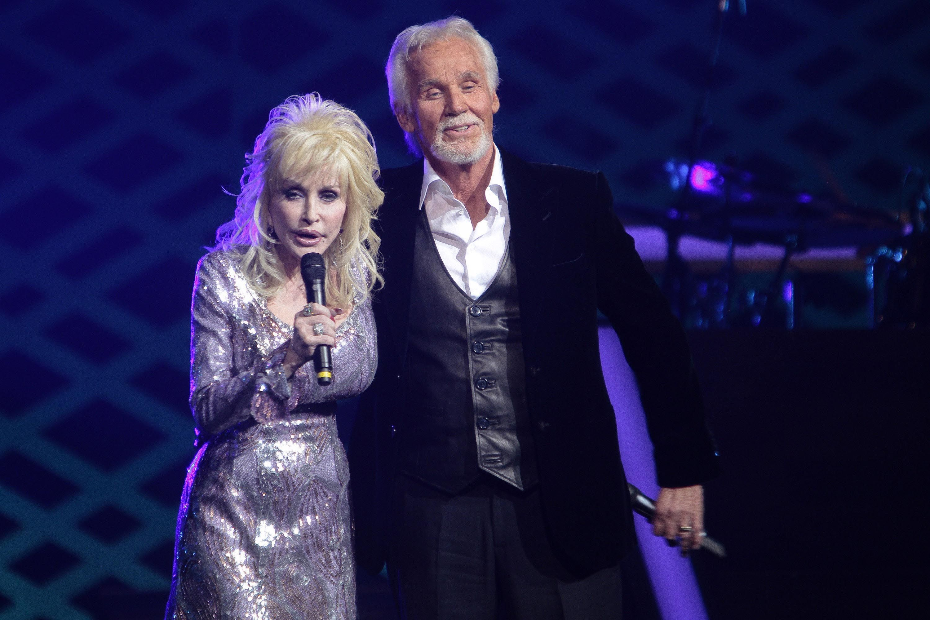 Dolly Parton and Kenny Rogers Will Sing Together for One Final Time