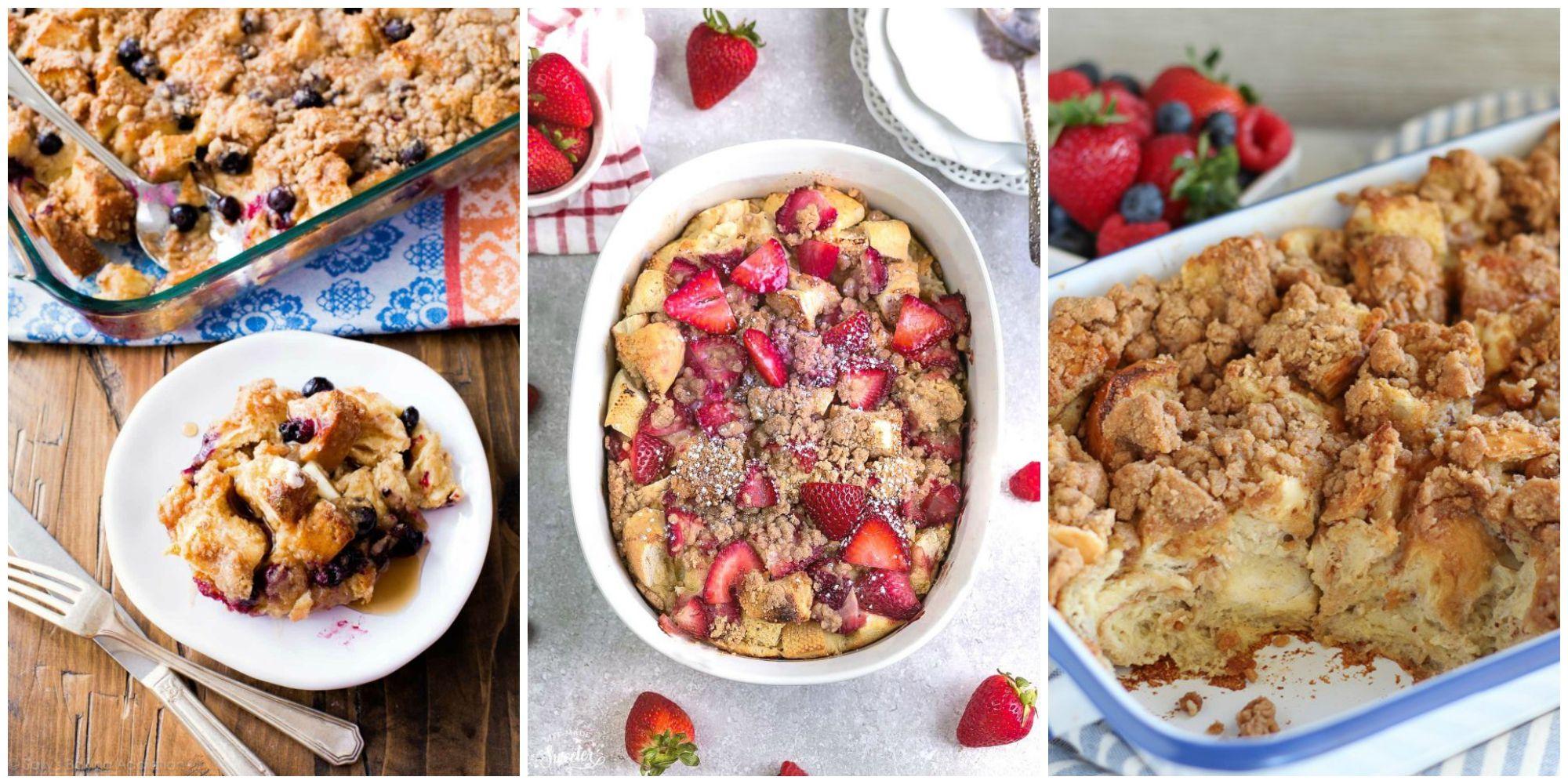125 Easy Breakfast Recipes - Best Breakfast Ideas