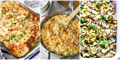 Dish, Food, Cuisine, Ingredient, Comfort food, Tuna casserole, Meal, Produce, Cauliflower cheese, Recipe,
