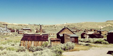 House, Shack, Town, Human settlement, Home, Rural area, Landscape, Village, Grass, Tree,