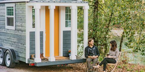 tiny farmhouse