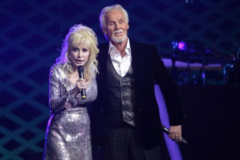 dolly and kenny final performances