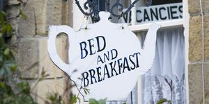 why I hate staying at bed and breakfasts