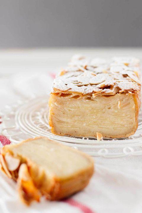 Dish, Food, Cuisine, Ingredient, Dessert, Cheesecake, Baked goods, Produce, Glaze,