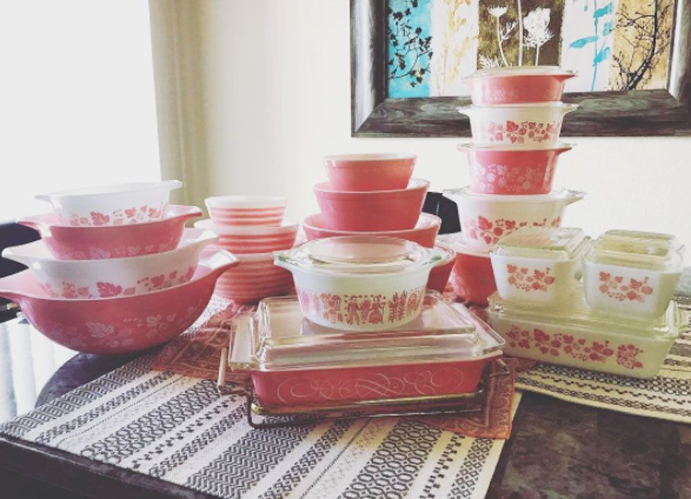 Your Vintage Pyrex Could Be Worth Some Serious Dough How Much Is Vintage Pyrex Worth