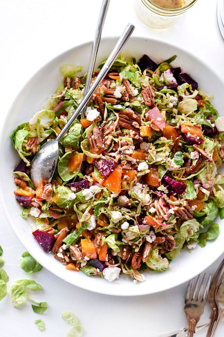 16 Best Brussel Sprout Salad Recipes How To Make