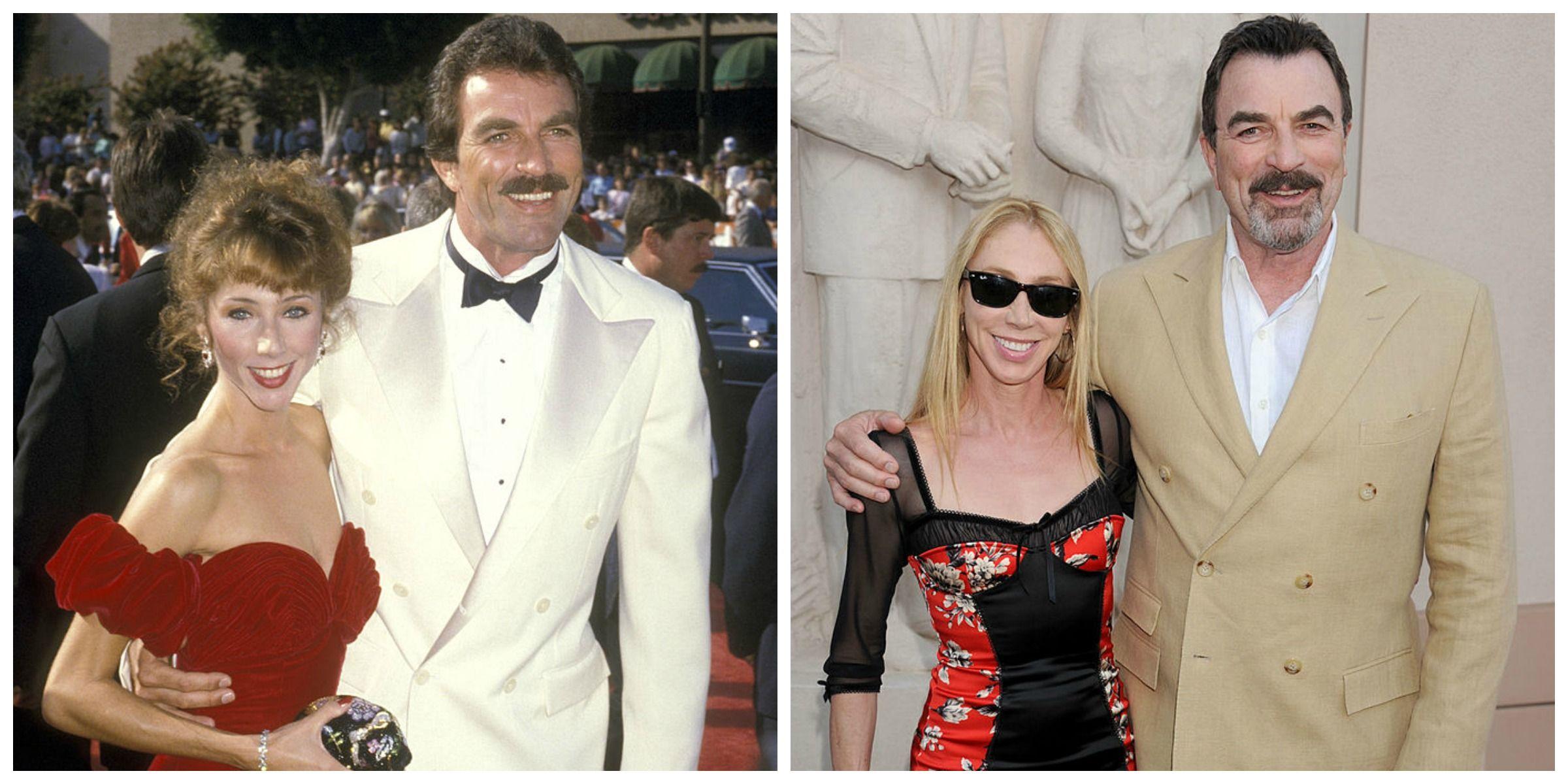 Tom Selleck and Jillie Mack married 30 years