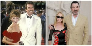 Tom Selleck and Jillie Mack married 30 years