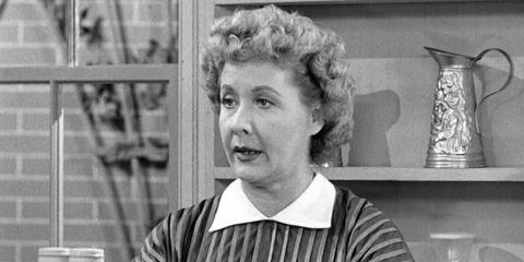 Vivian Vance on I Love Lucy
