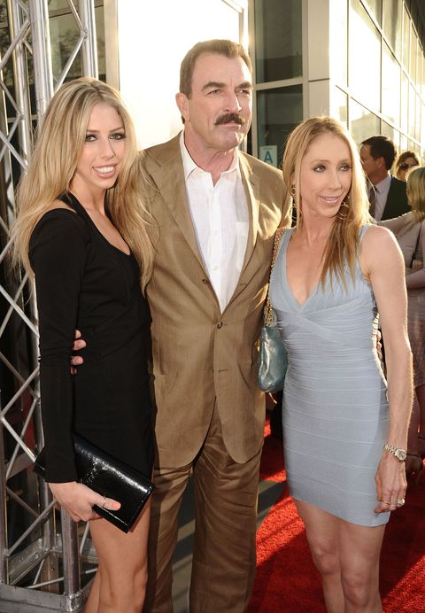 Tom selleck and jillie mack 39 s 30 year marriage how tom for Hannah margaret mack selleck photo