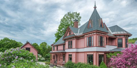just wait till you see the inside of this pretty pink victorian