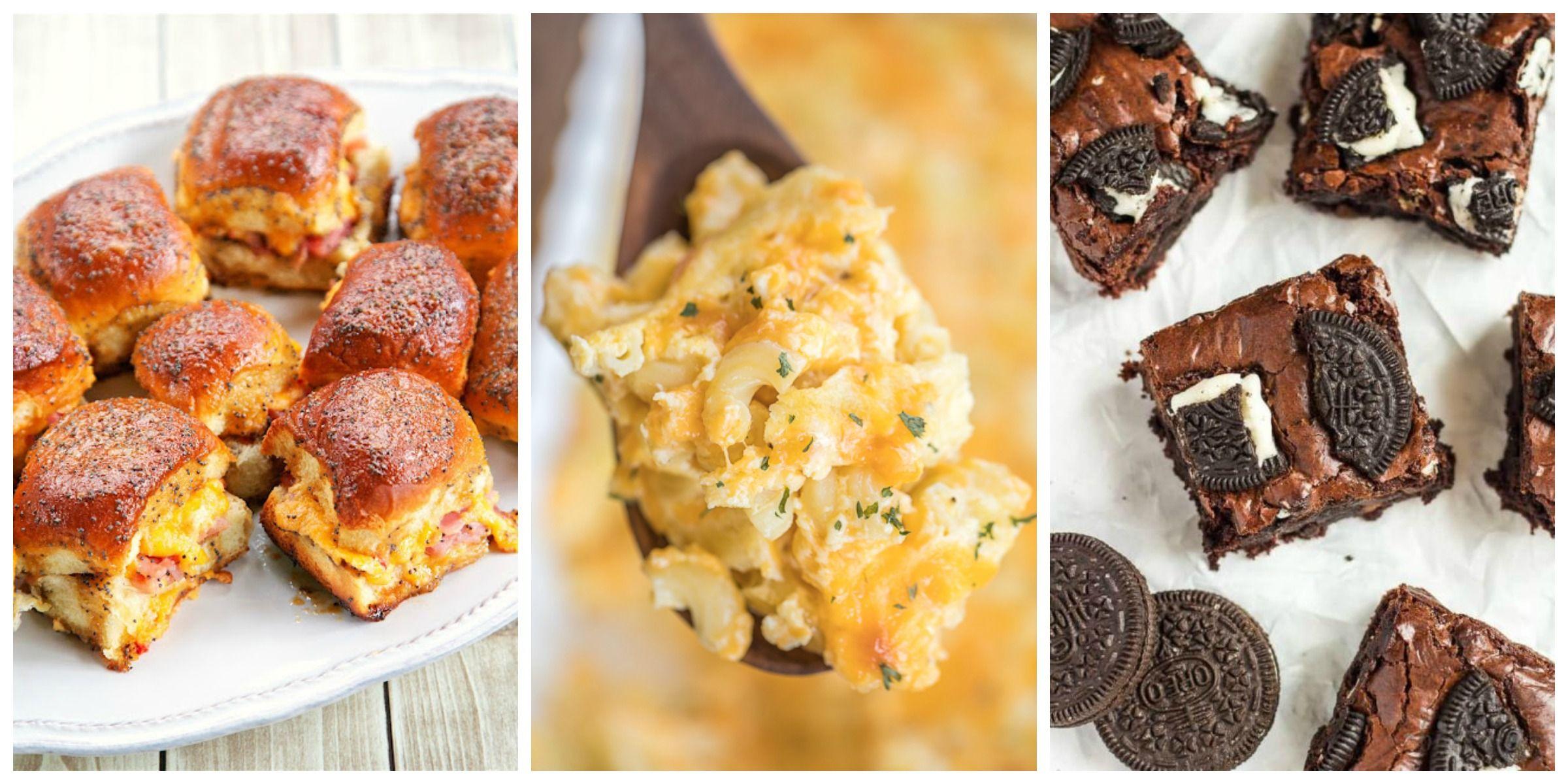 13 Best Church Supper Recipes Easy Church Potluck Dinner Ideas