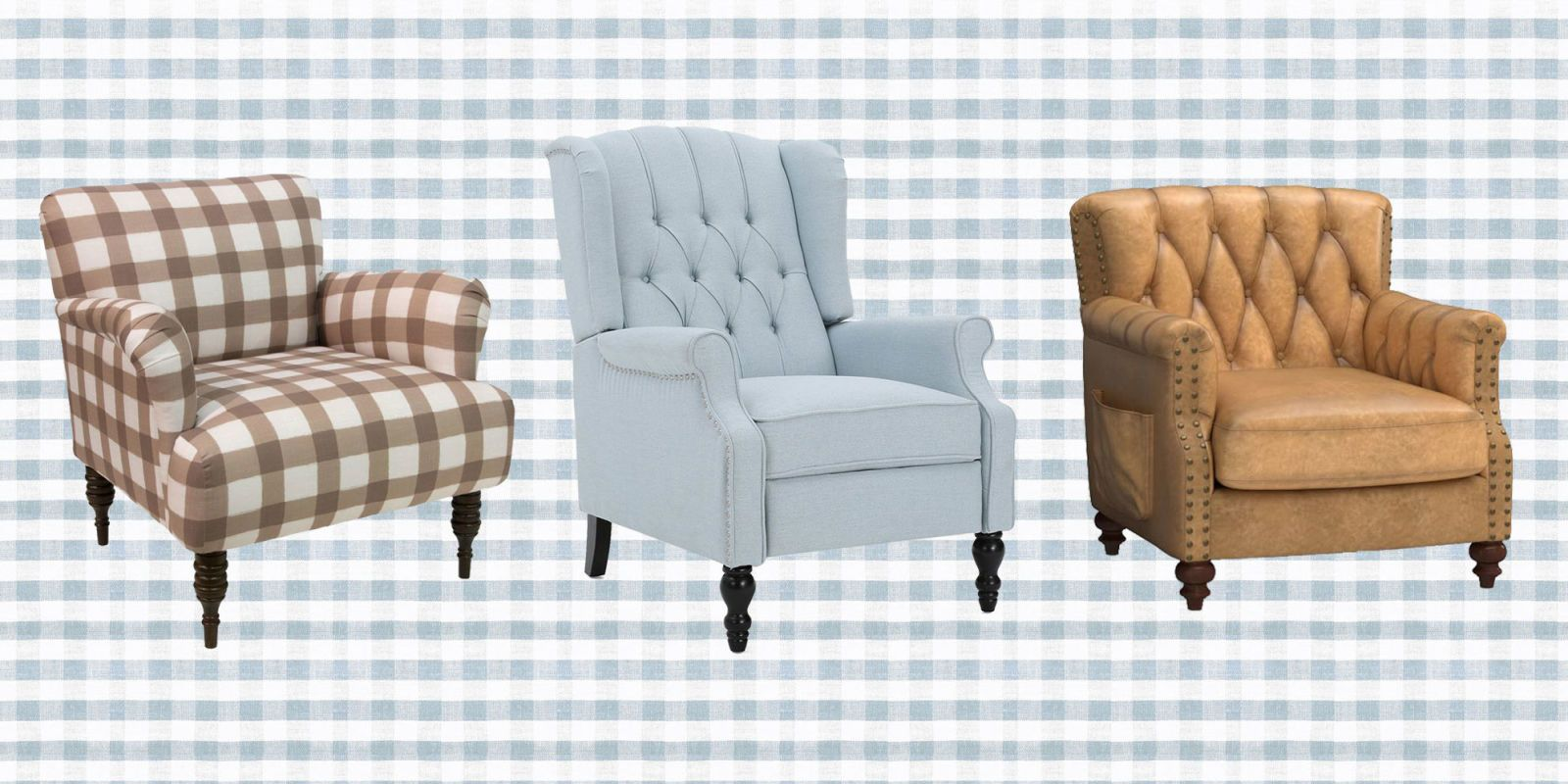 When It Comes To Decorating Your Living Room, You Shouldnu0027t Have To  Sacrifice Style For Comfort. And With These Great Chairs, You Can Have The  Best Of Both ...