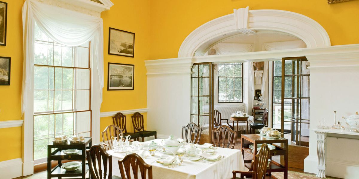 8 Famous Paint Colors Through History You Need In Your Home