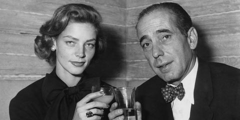 Humphrey Bogart and Lauren Bacall's Marriage - Bogie and Bacall's
