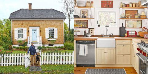 Property, Home, House, Room, Building, Furniture, Kitchen, Real estate, Cottage, Interior design,