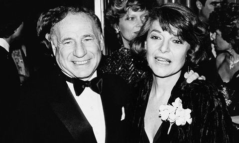 Anne Bancroft and Mel Brooks's...