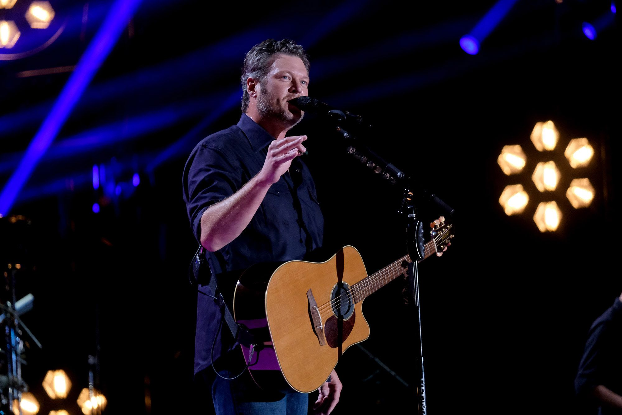 Blake Shelton Performs 'Every Time I Hear That Song' at CMA
