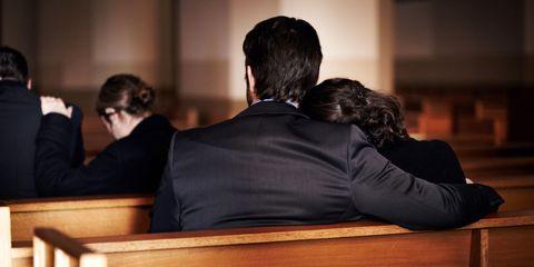 what to say at funeral