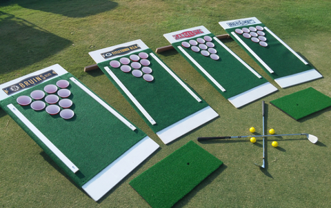 beer pong golf
