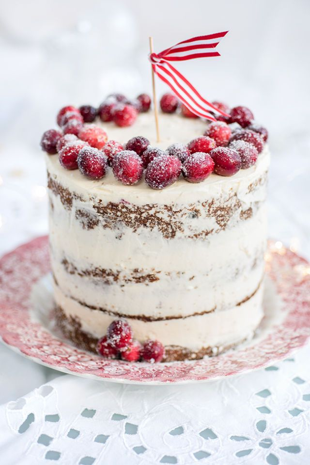 29 best christmas cakes easy recipes for christmas cake