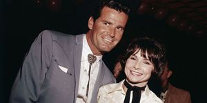 James Garner and Lois Clarke love story