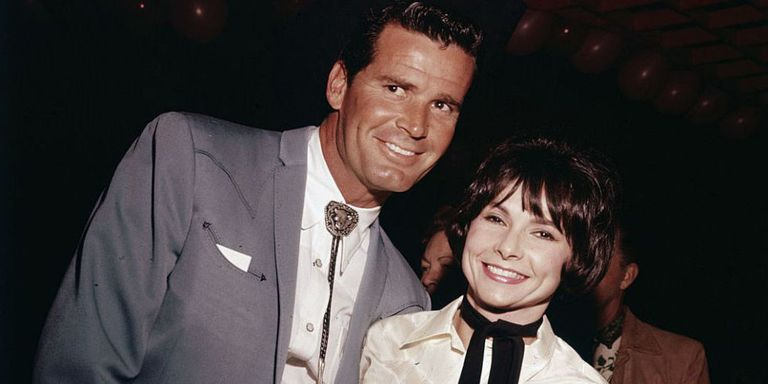 James Garner And Lois Clarke S Love Story James Garner