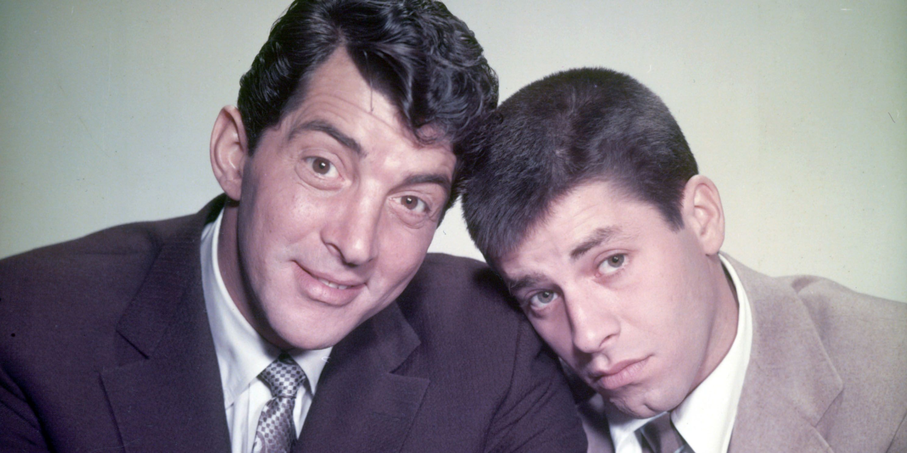 Jerry Lewis and Dean Martin's 20-Year Feud - Comedy Duo Jerry ...
