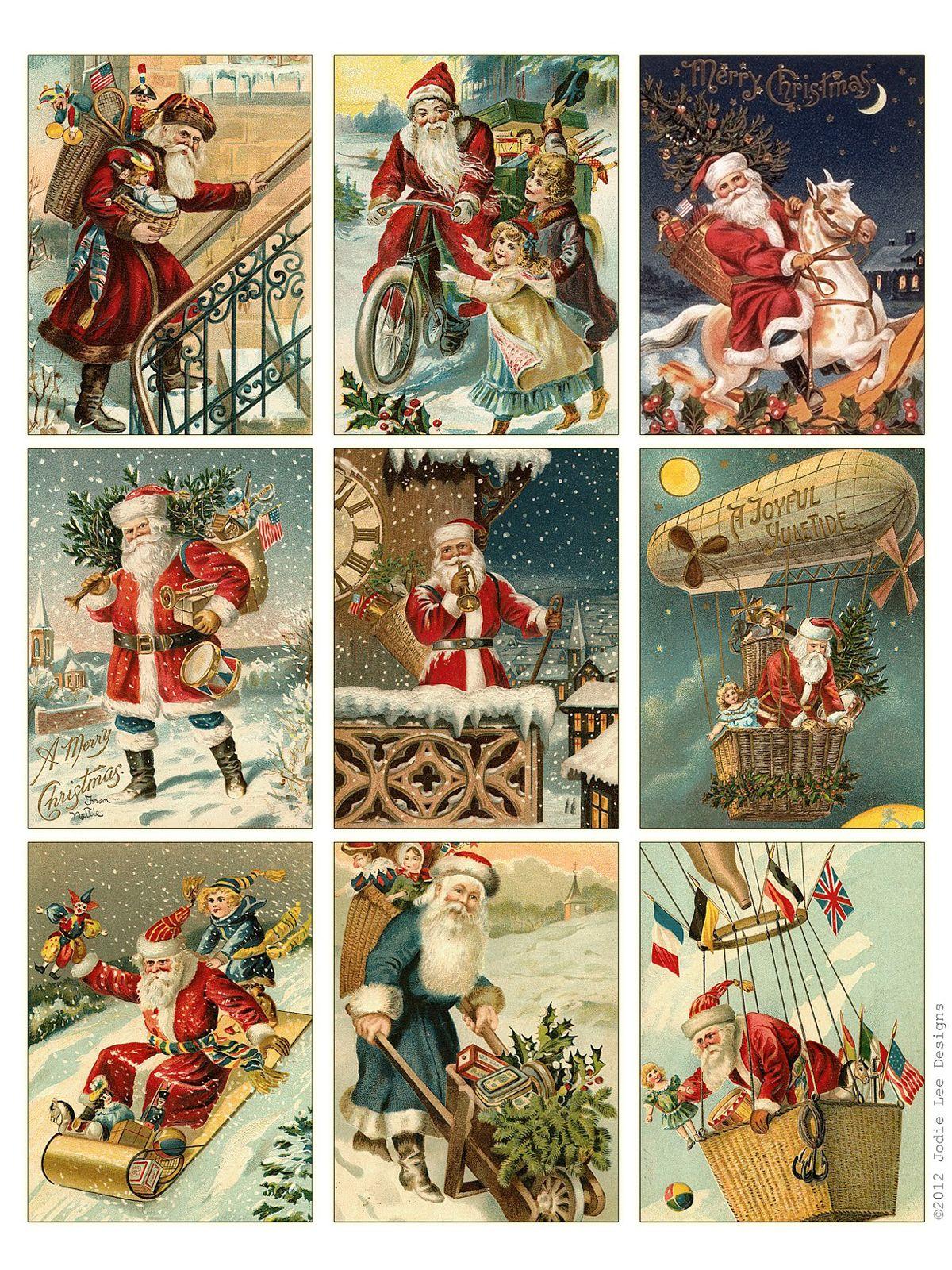 38 Free Christmas Printables Holiday Cards And Gift Tags To Print