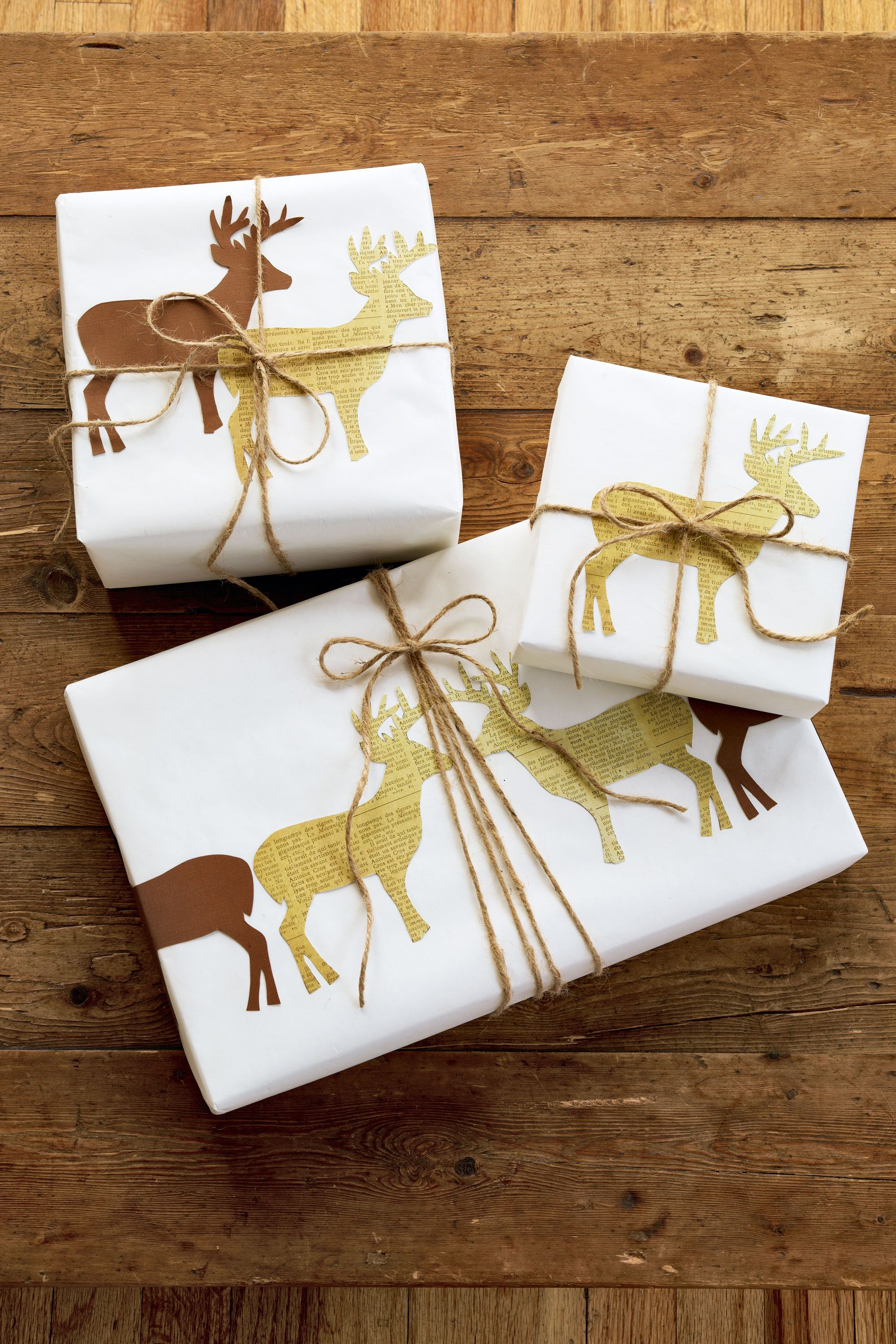 30 unique gift wrapping ideas for christmas how to wrap holiday 30 unique gift wrapping ideas for christmas how to wrap holiday presents kristyandbryce Gallery