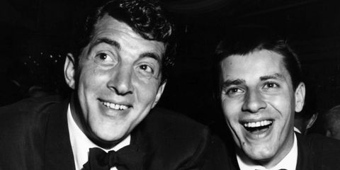 Jerry Lewis and Dean Martin in 1953