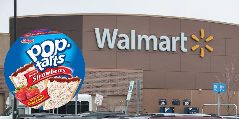 Walmart Stocks Strawberry Pop-Tarts Before Hurricane - Foods That ...