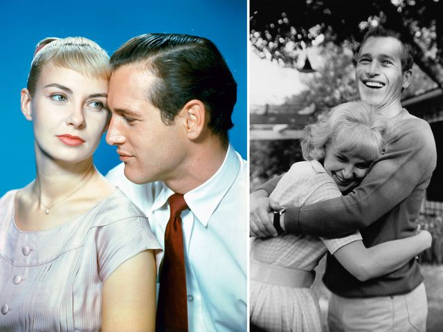 The Untold Story of Paul Newman and Joanne Woodward