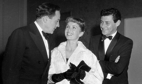 Gene Kelly and Debbie Reynolds didn't get along