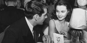Laurence Olivier and Vivien Leigh