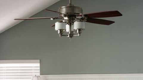 Bedroom, Bed, Ceiling fan, Furniture, Room, Bed sheet, Bedding, Bed frame, Wall, Mattress,