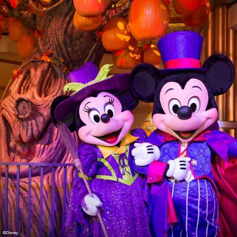 trick-or-treat, Violet, Purple, Animated cartoon, Fictional character, Walt disney world,