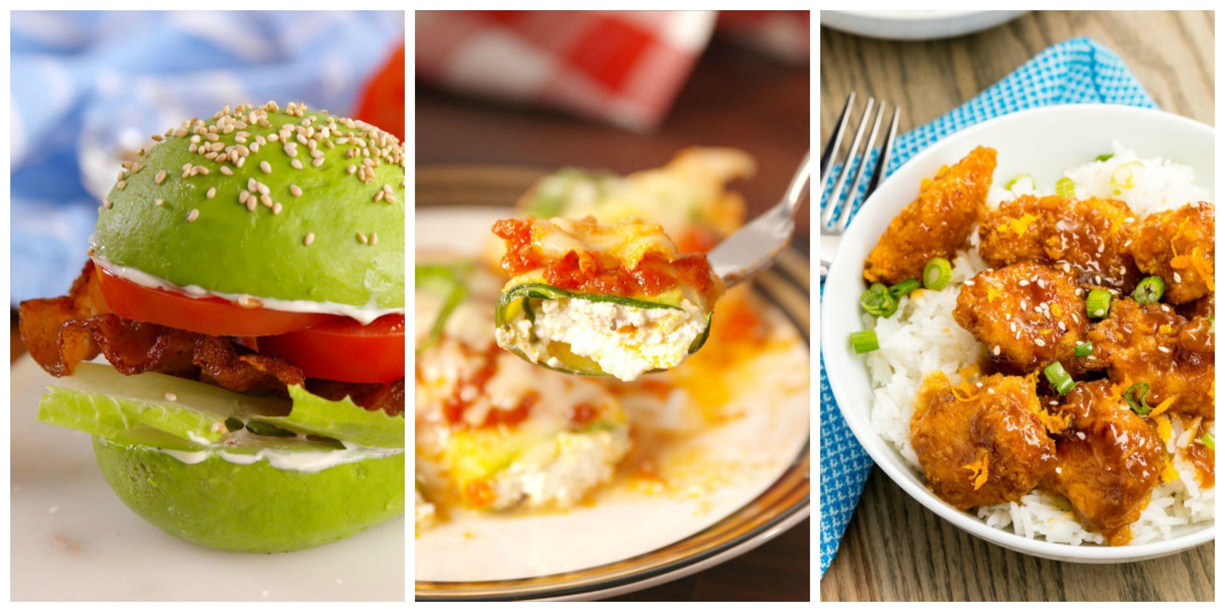 40 Healthy Comfort Food Recipes