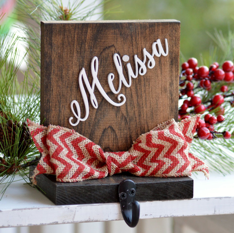 12 Christmas Stocking Holders for Mantel - Best Stocking Holder Ideas