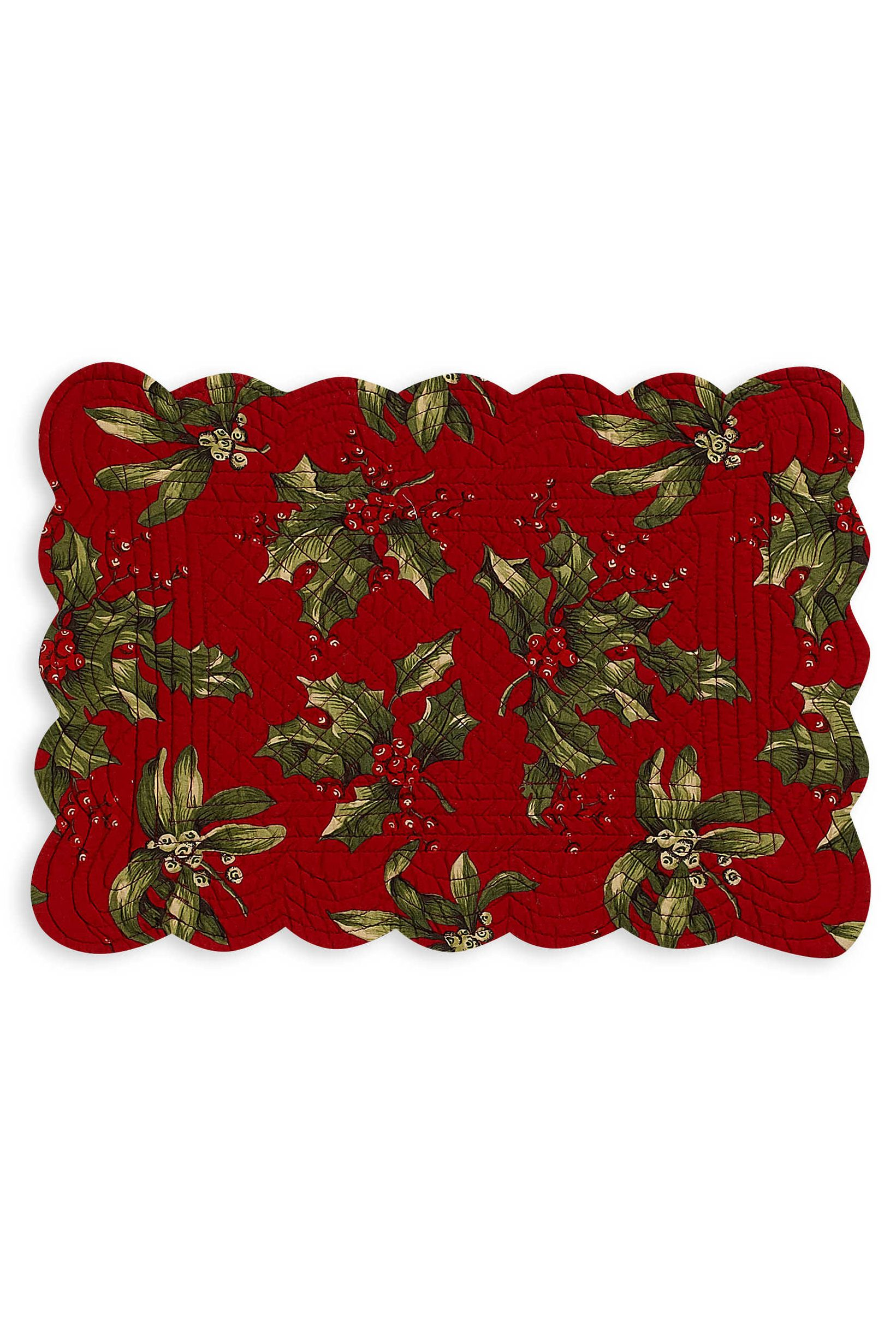 10 best christmas placemats holiday themed place mats to buy now solutioingenieria Image collections