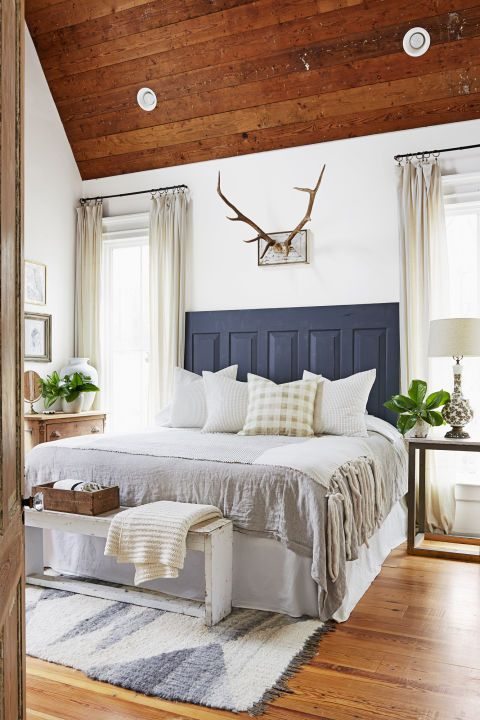 attractive Country Bedrooms Ideas Part - 7: Country Living Magazine
