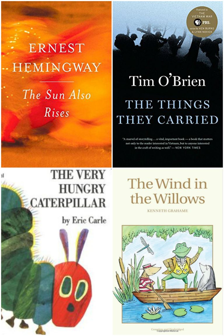 amazon 100 books to read in a lifetime