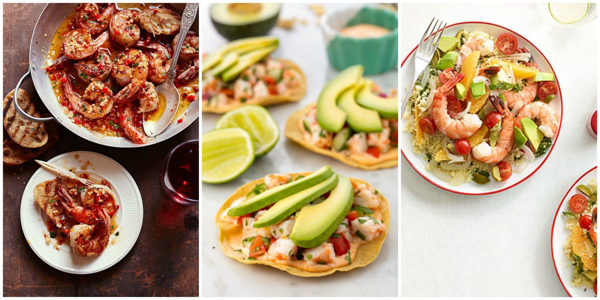 20 Easy Shrimp Dinner Recipes